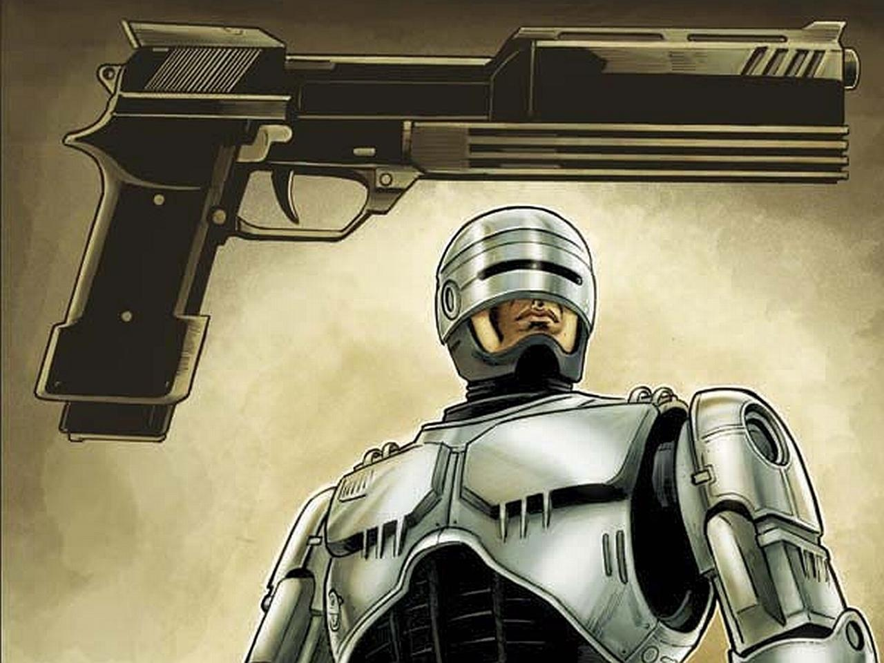 Robocop Comics wallpapers HD quality