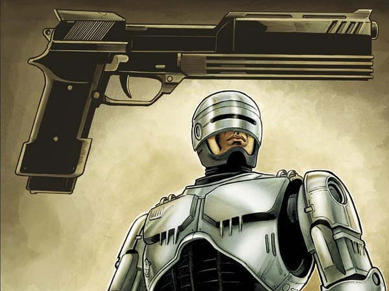 Robocop Comics wallpapers HD quality