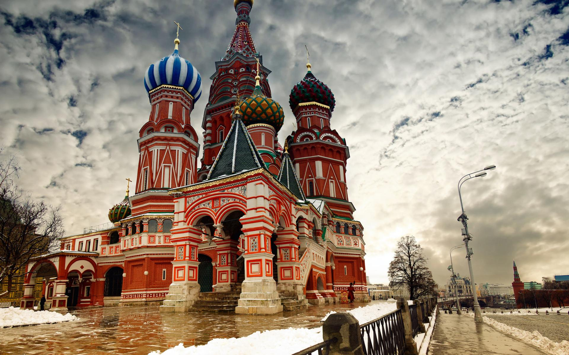Saint Basil s Cathedral wallpapers HD quality