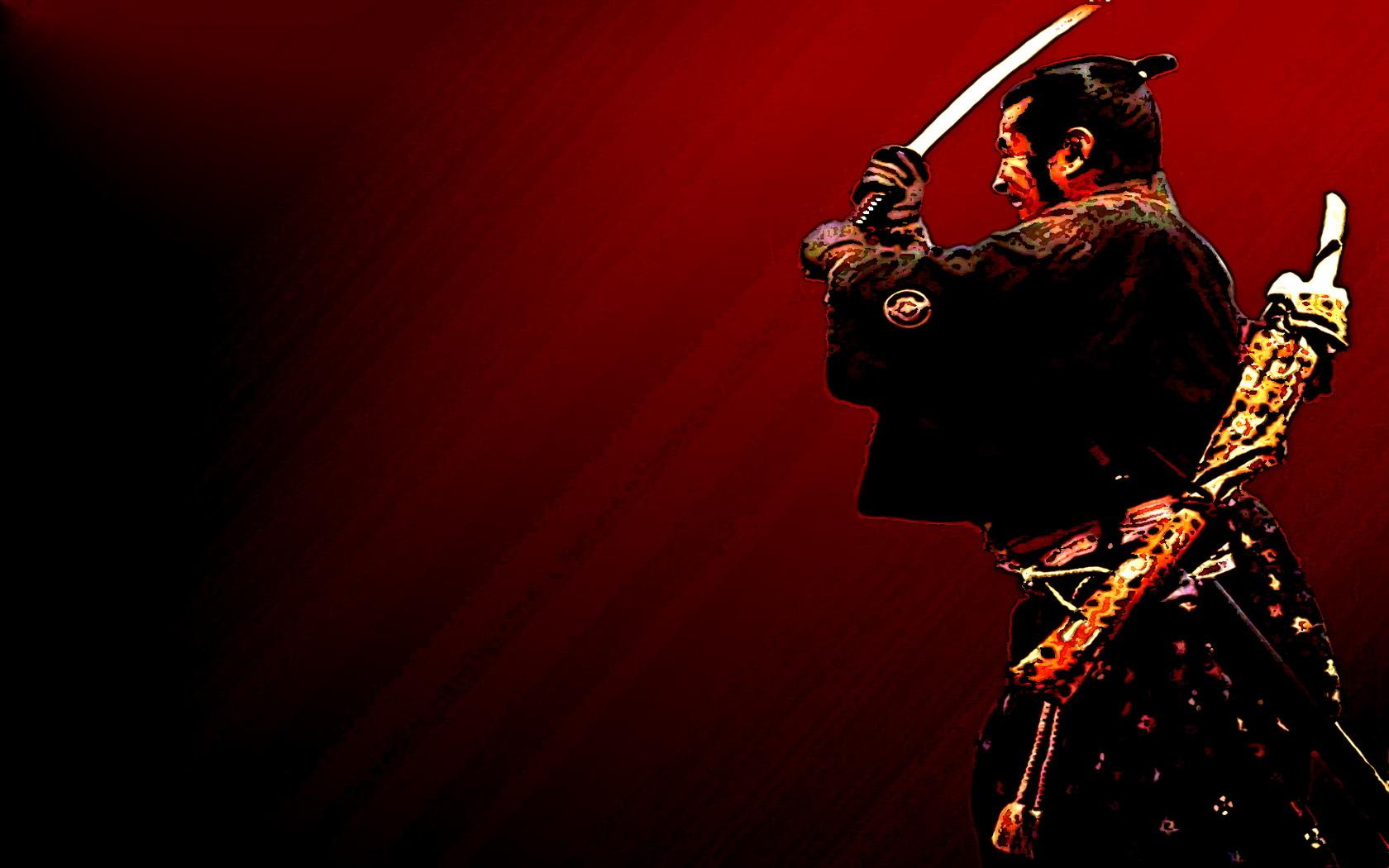 Samurai Artistic wallpapers HD quality