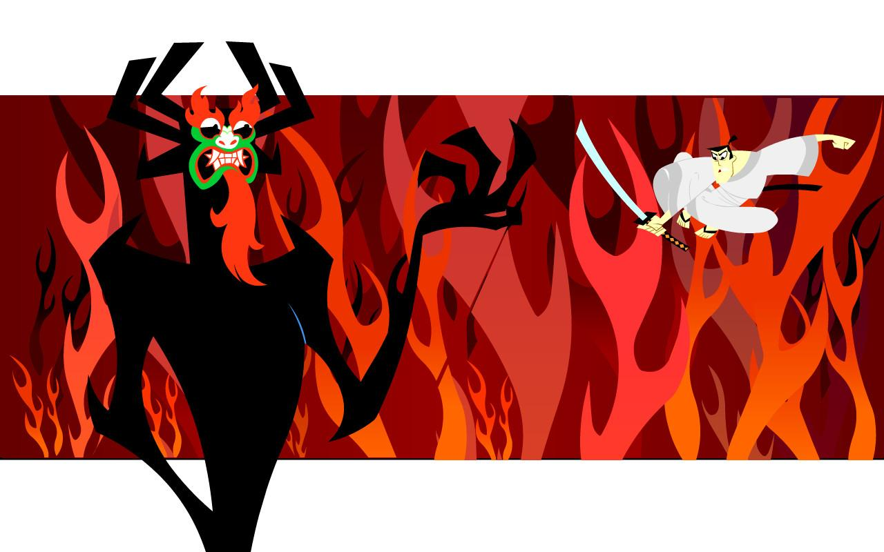 Samurai Jack wallpapers HD quality