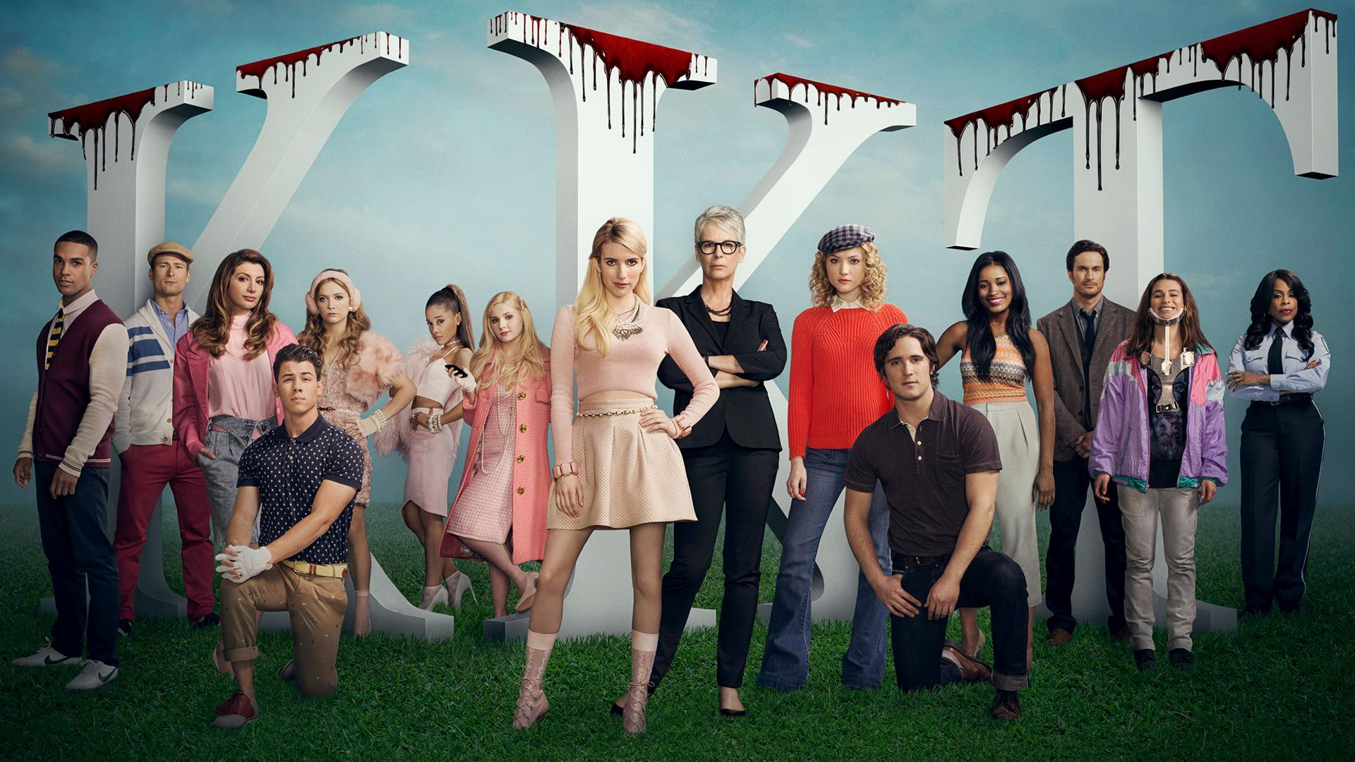 Scream Queens wallpapers HD quality
