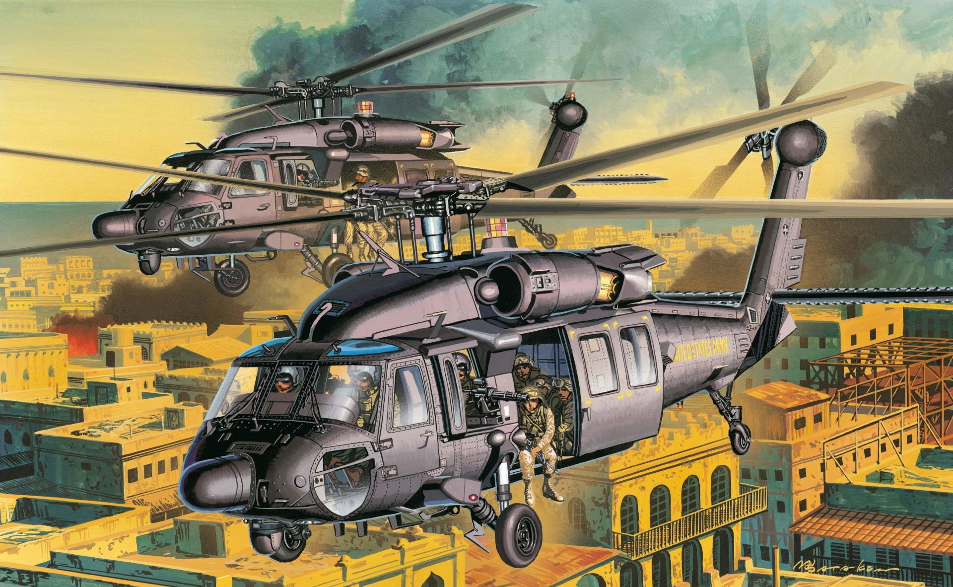 Sikorsky SH-60 Seahawk wallpapers HD quality