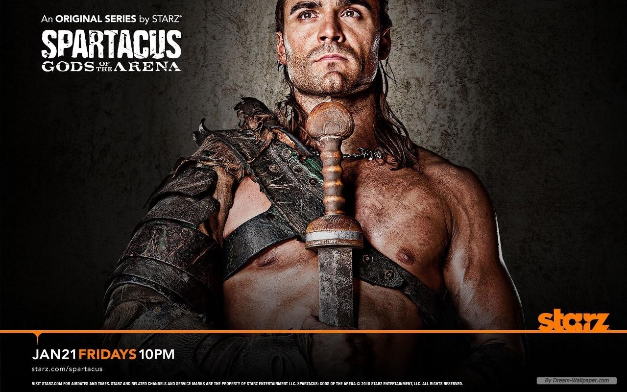 Spartacus wallpapers HD quality