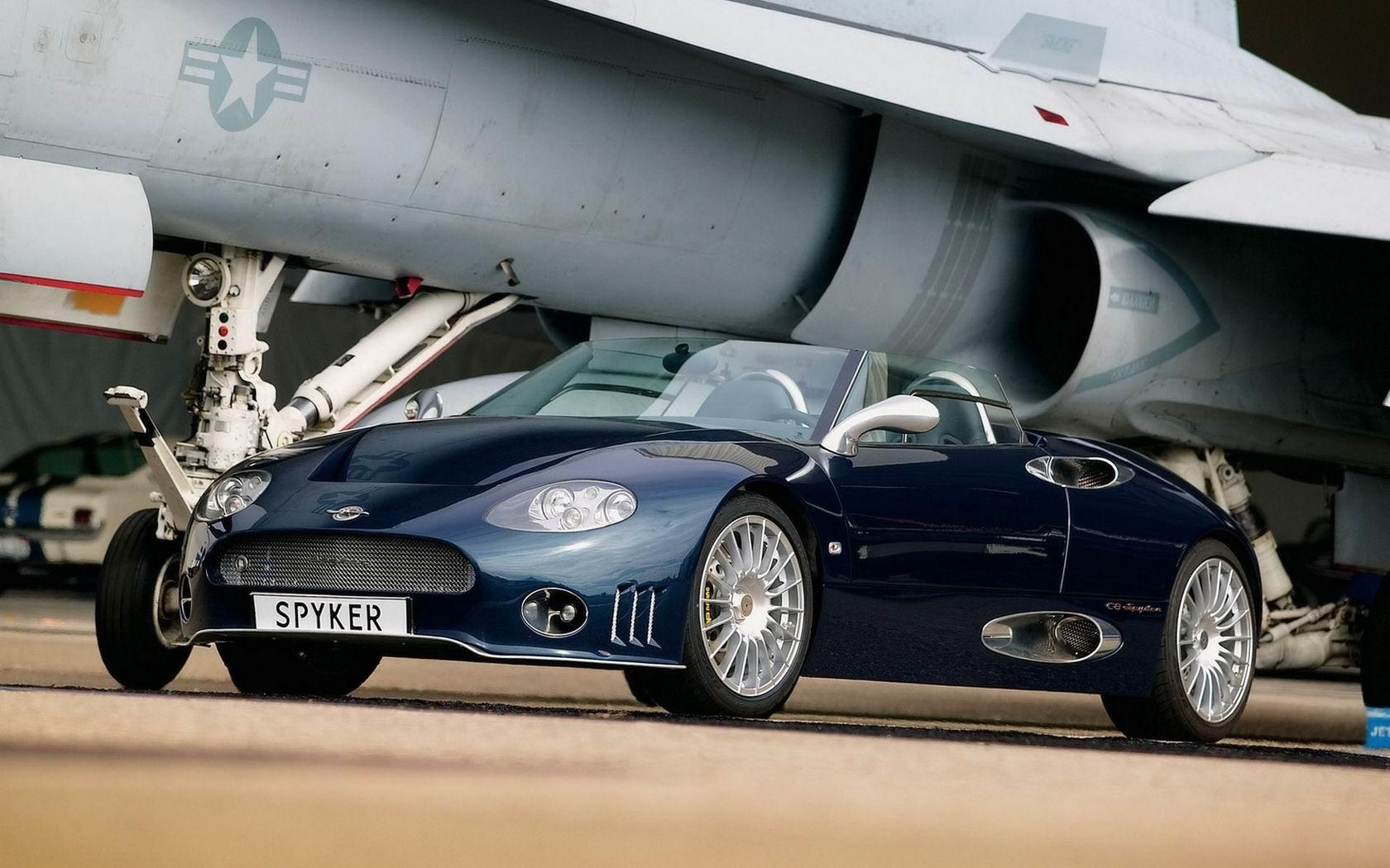 Spyker wallpapers HD quality
