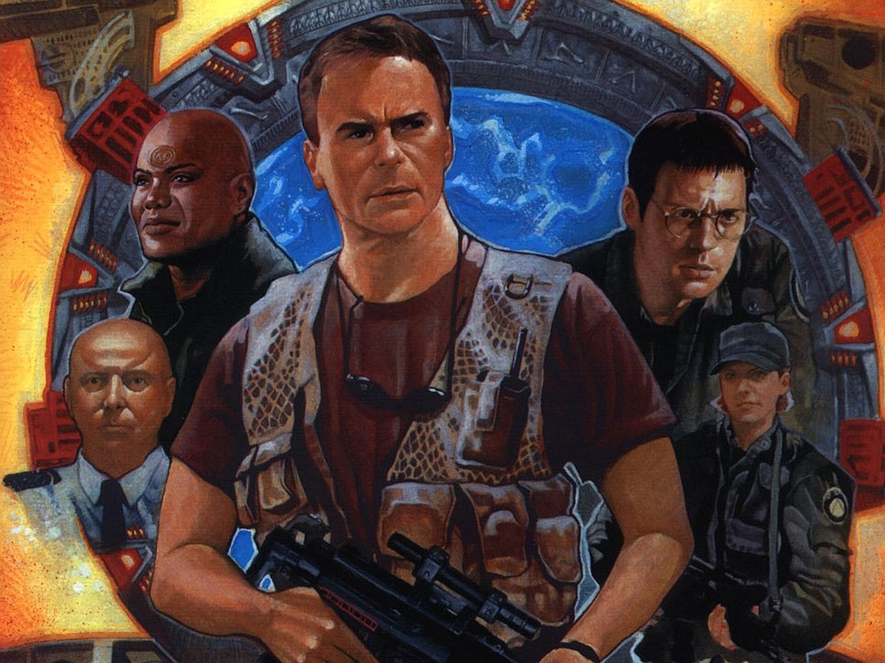 Stargate Comics wallpapers HD quality