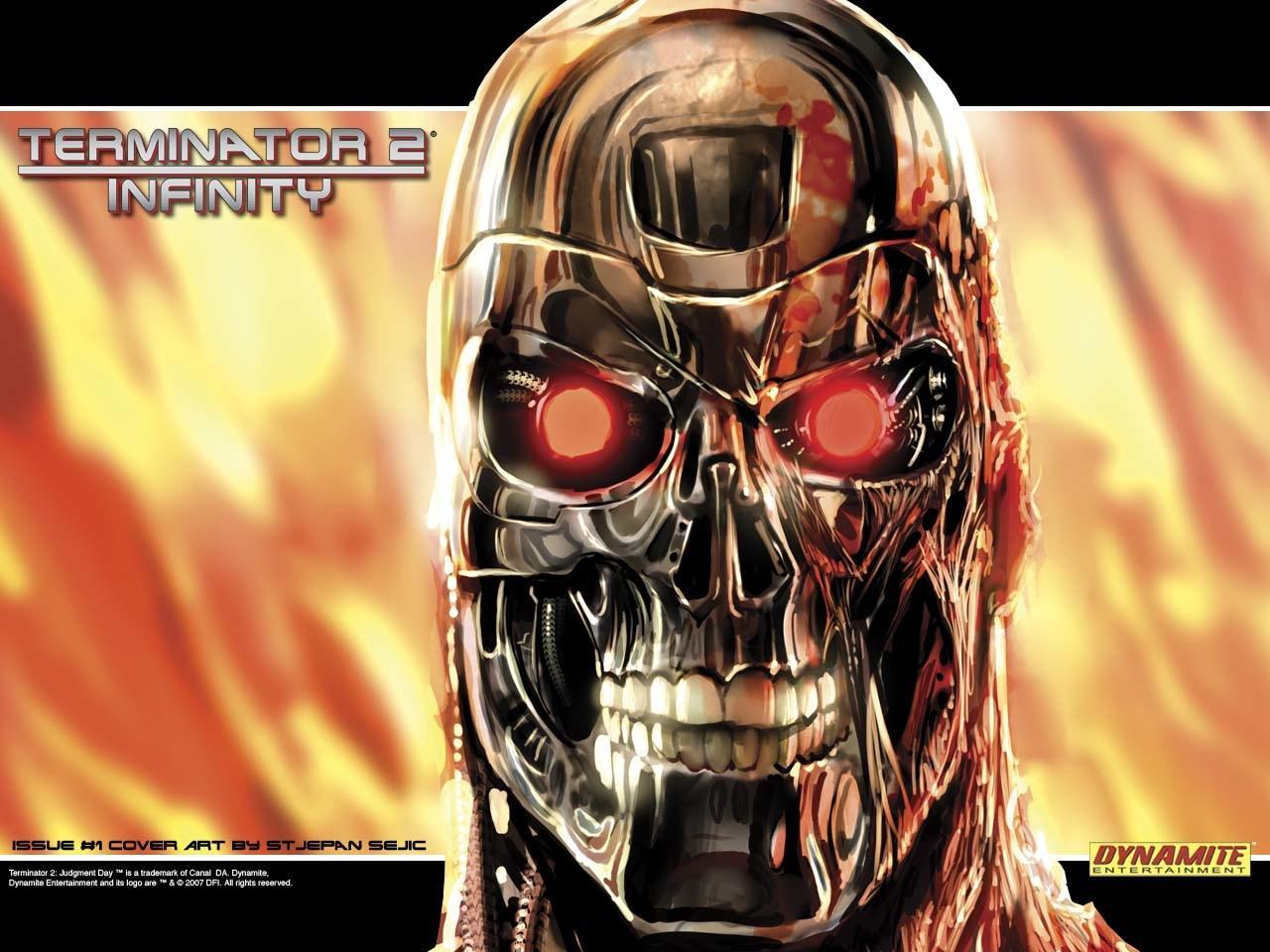 Terminator Comics wallpapers HD quality