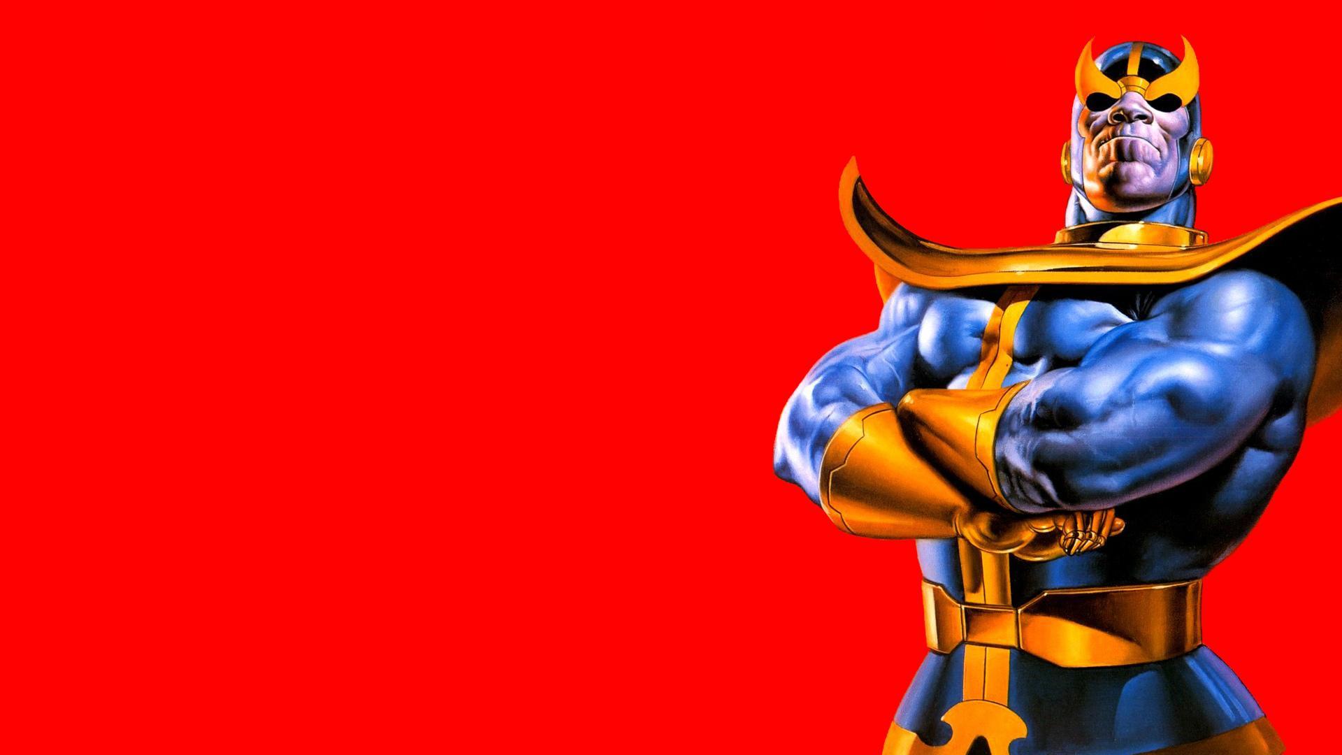Thanos Comics wallpapers HD quality