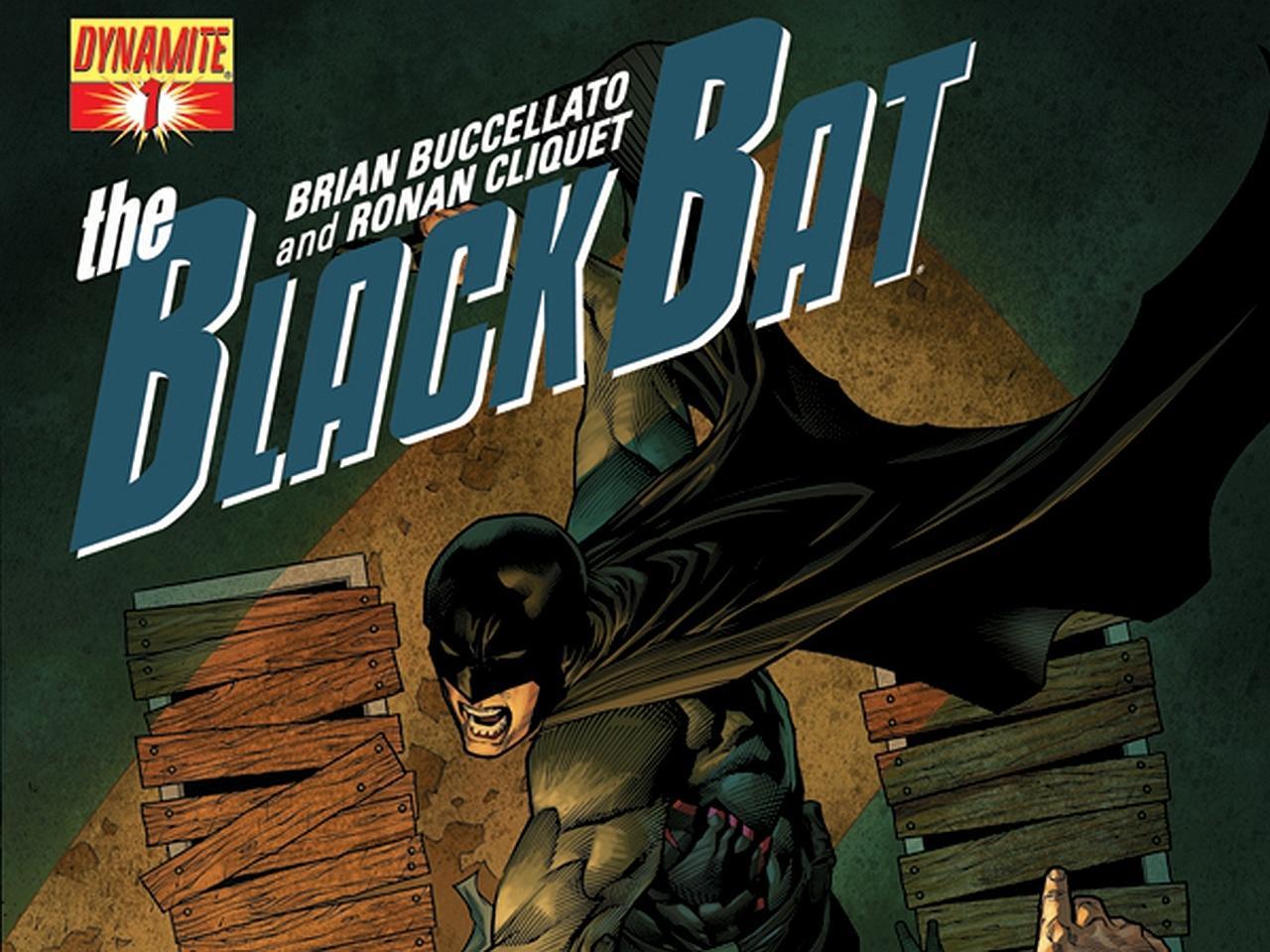 The Black Bat wallpapers HD quality