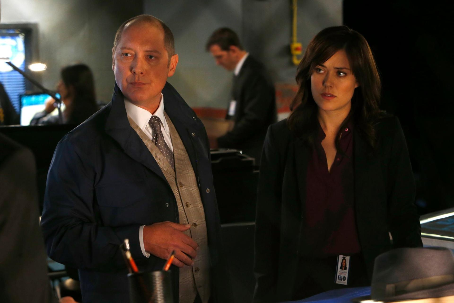 The Blacklist wallpapers HD quality