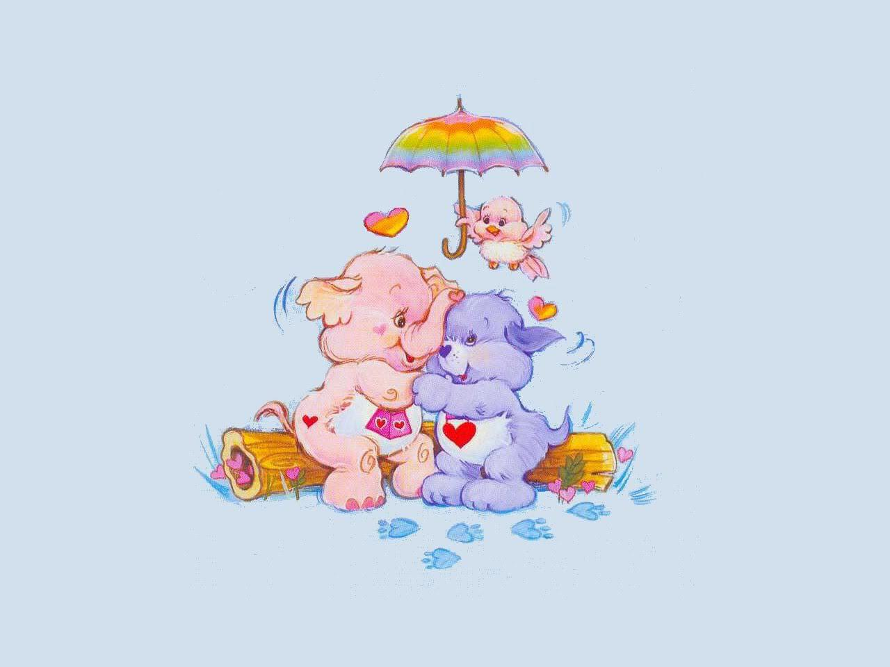 The Care Bears wallpapers HD quality