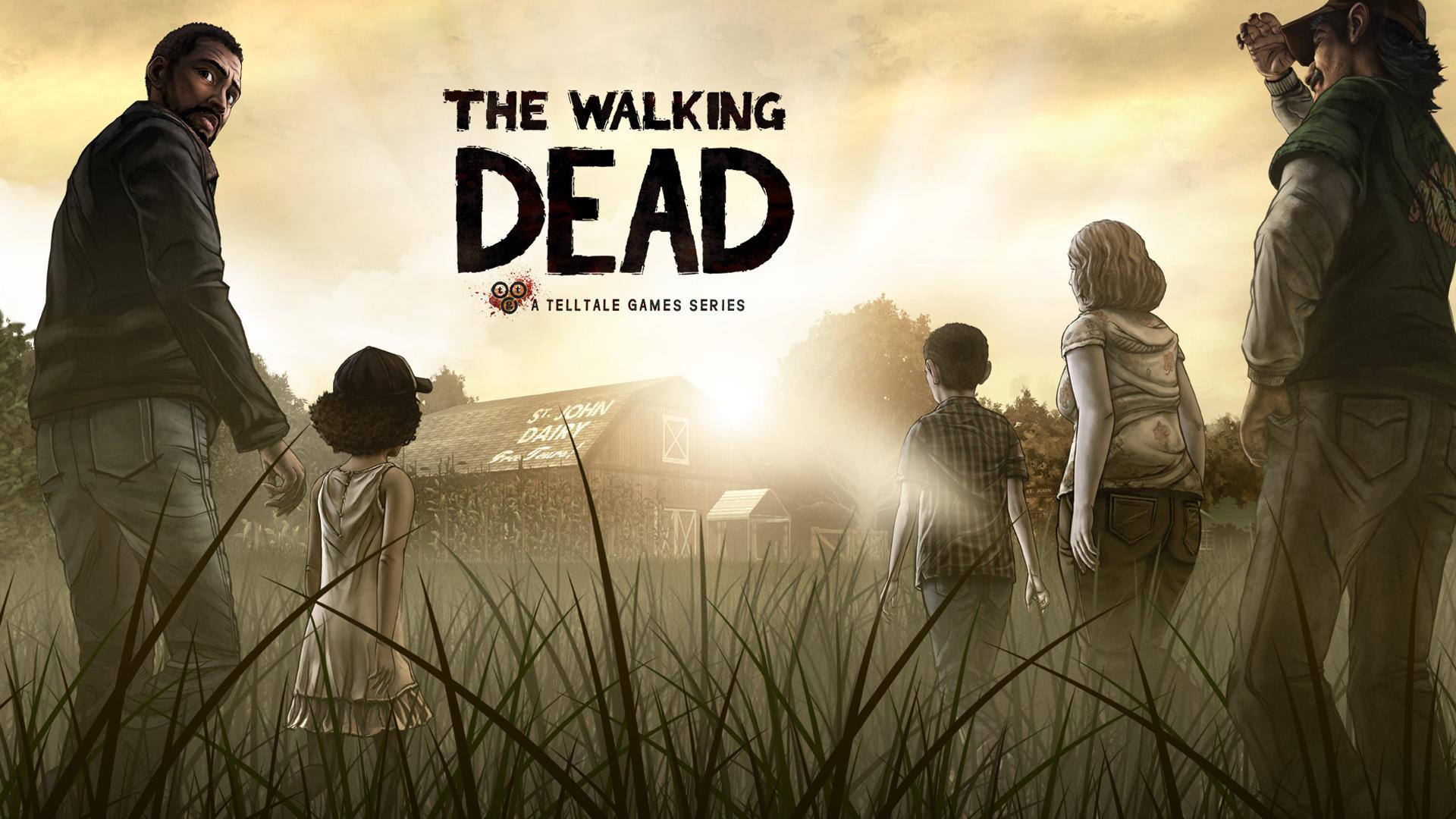 The Walking Dead Season 1 Wallpaper HD Download