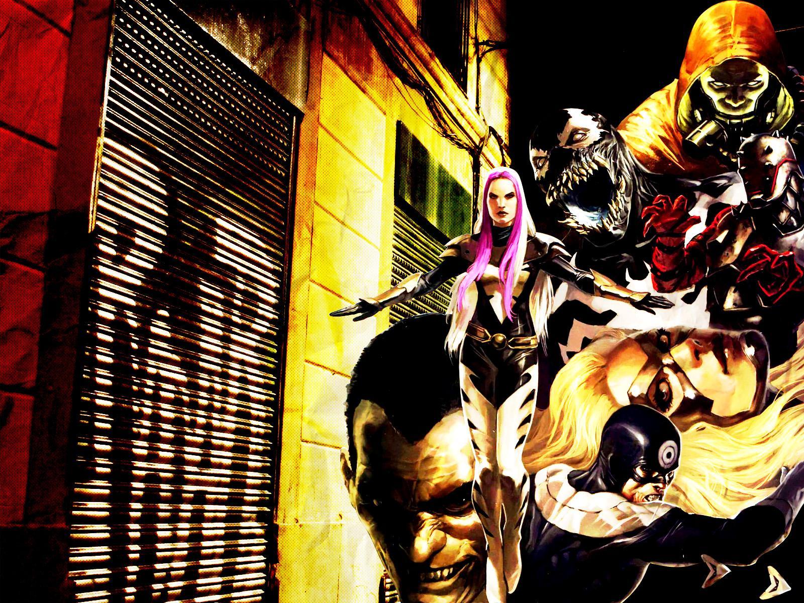 Thunderbolts Comics wallpapers HD quality