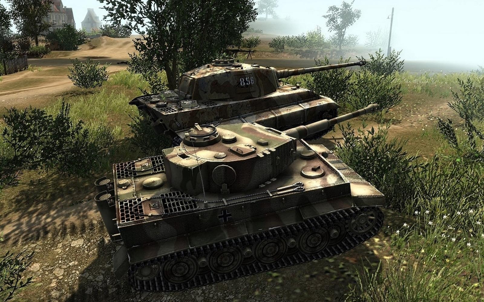 Tiger Tank wallpapers HD quality