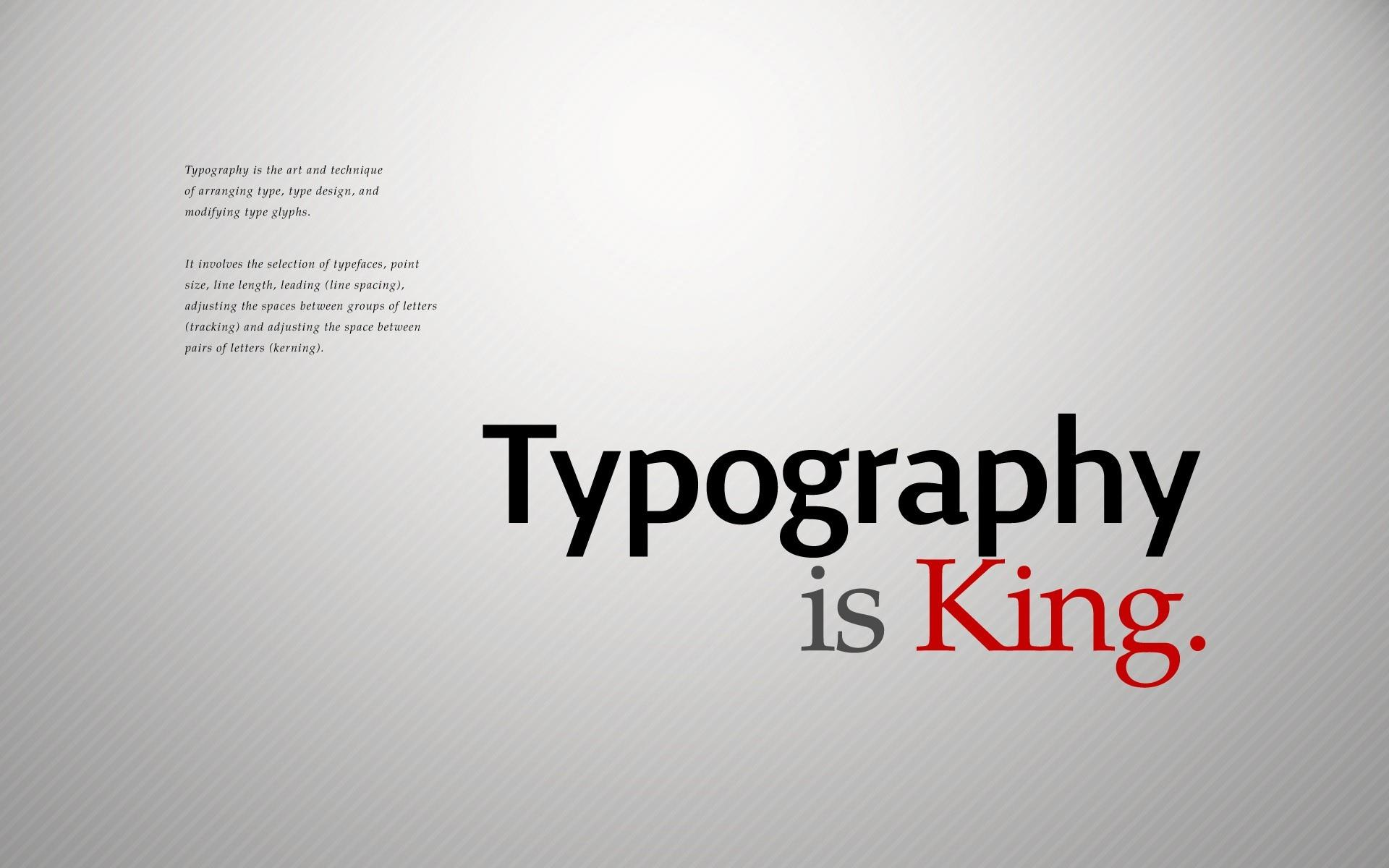 Typography Artistic wallpapers HD quality
