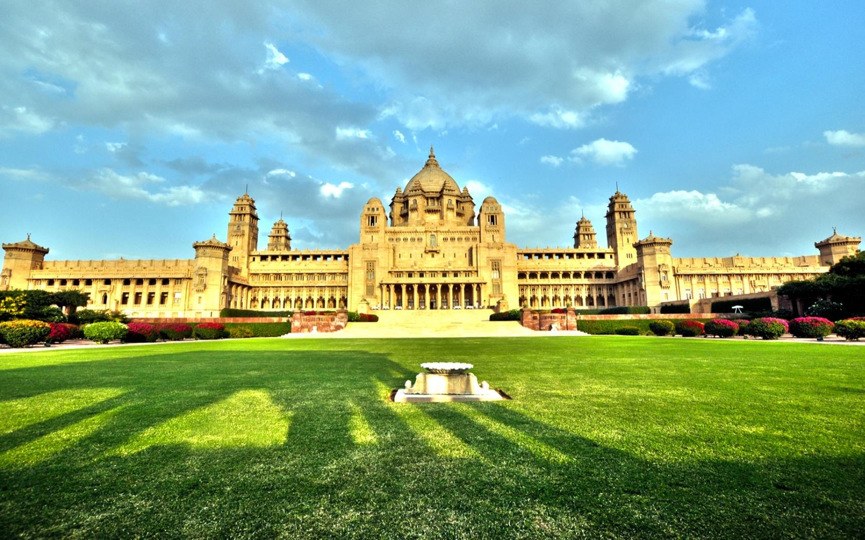 Umaid Bhawan Palace wallpapers HD quality