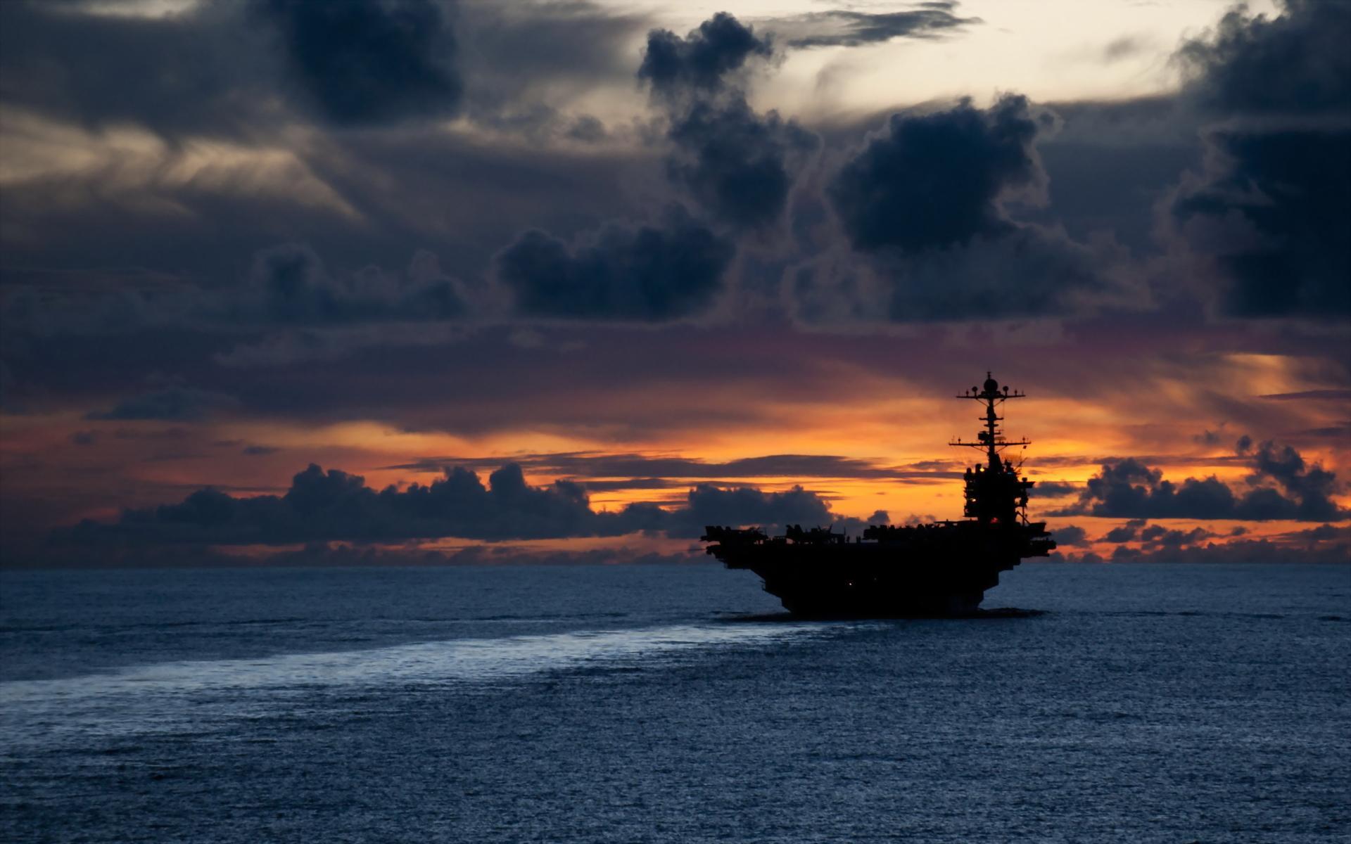 USS George Washington (CVN-73) wallpapers HD quality