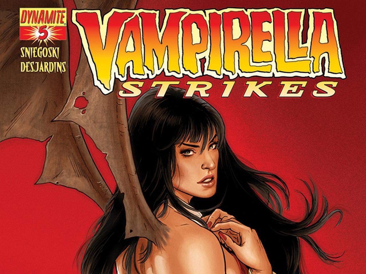 Vampirella Strikes wallpapers HD quality