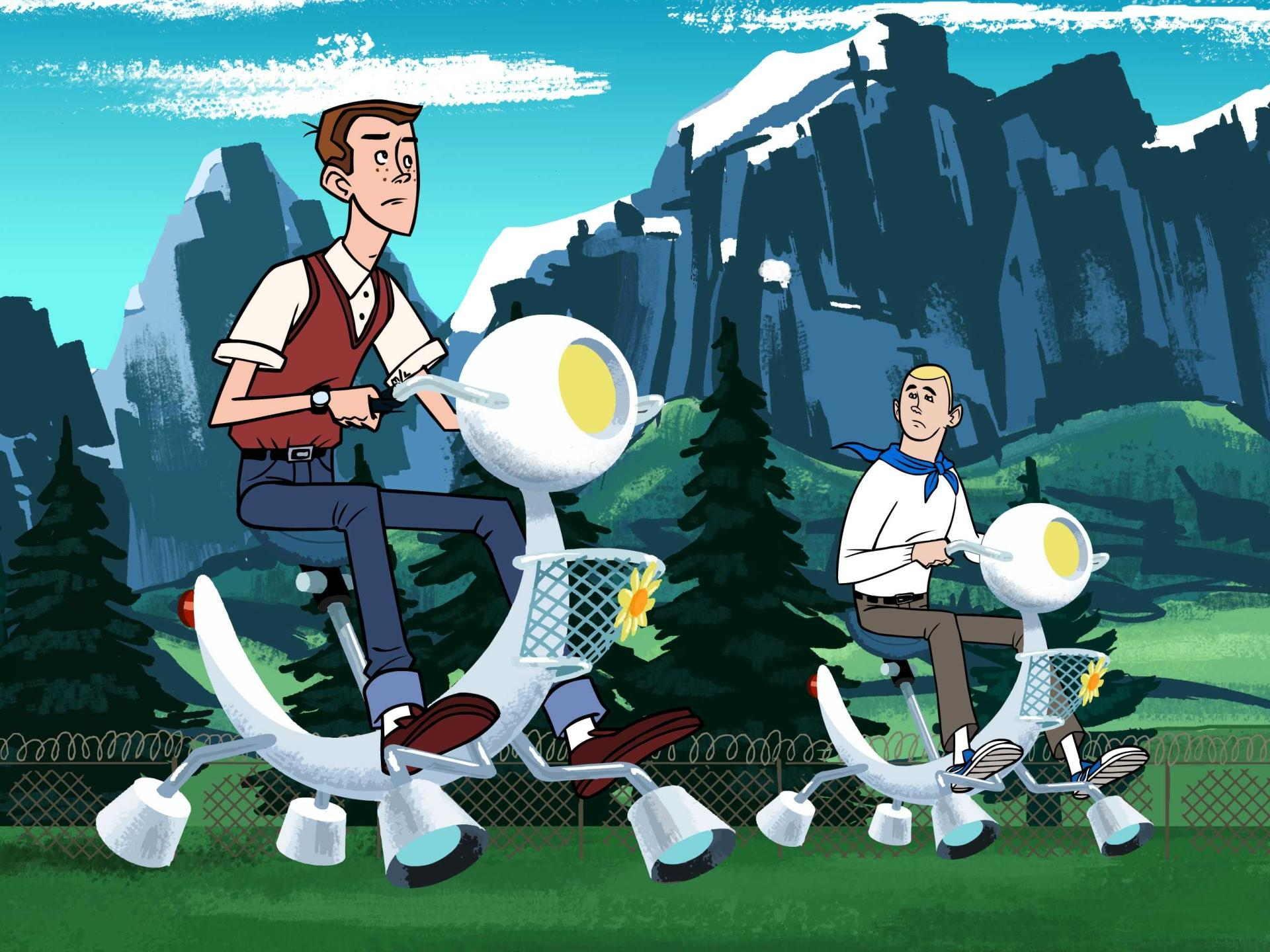 Venture Bros wallpapers HD quality