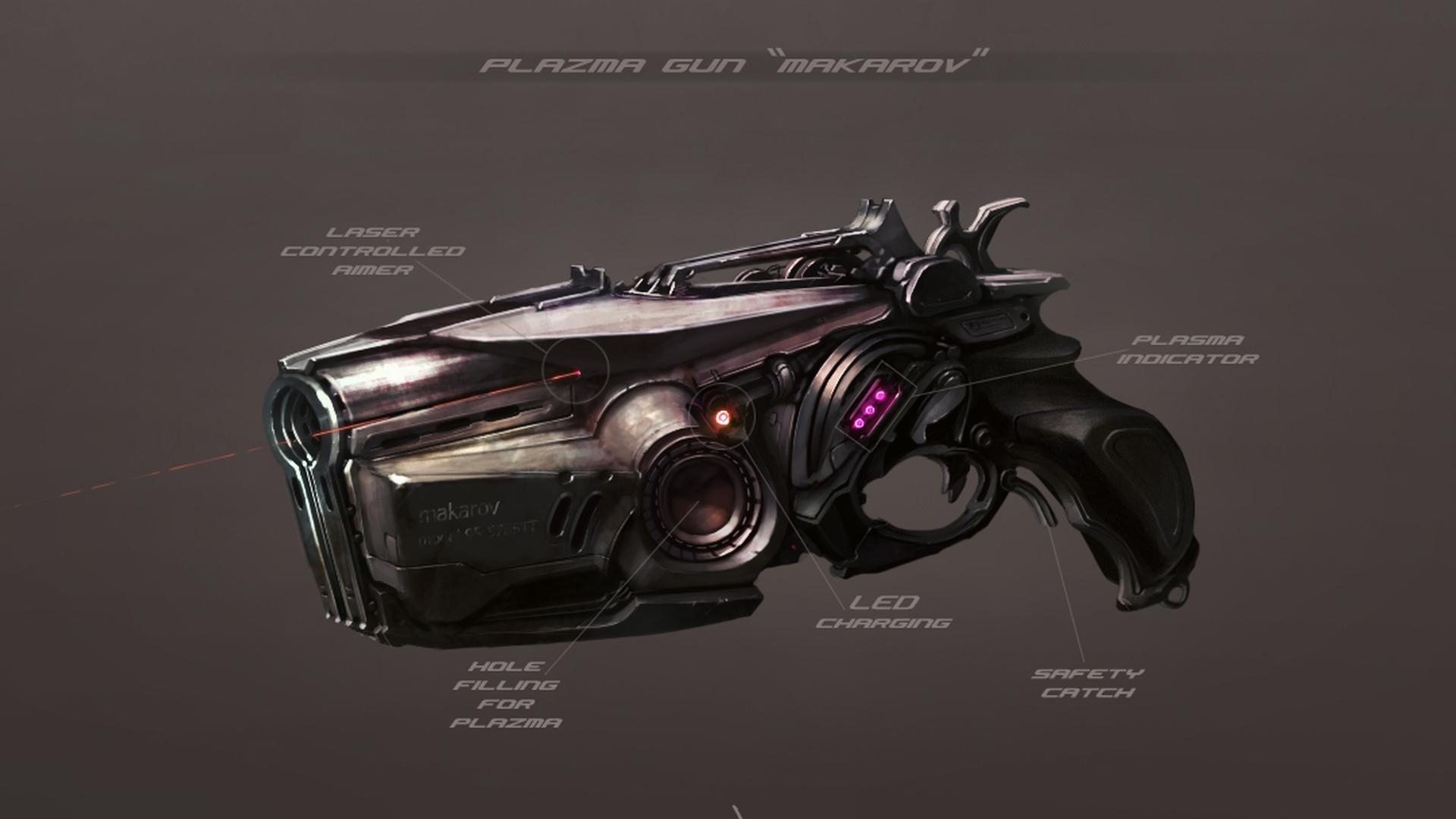 Weapon Sci Fi wallpapers HD quality