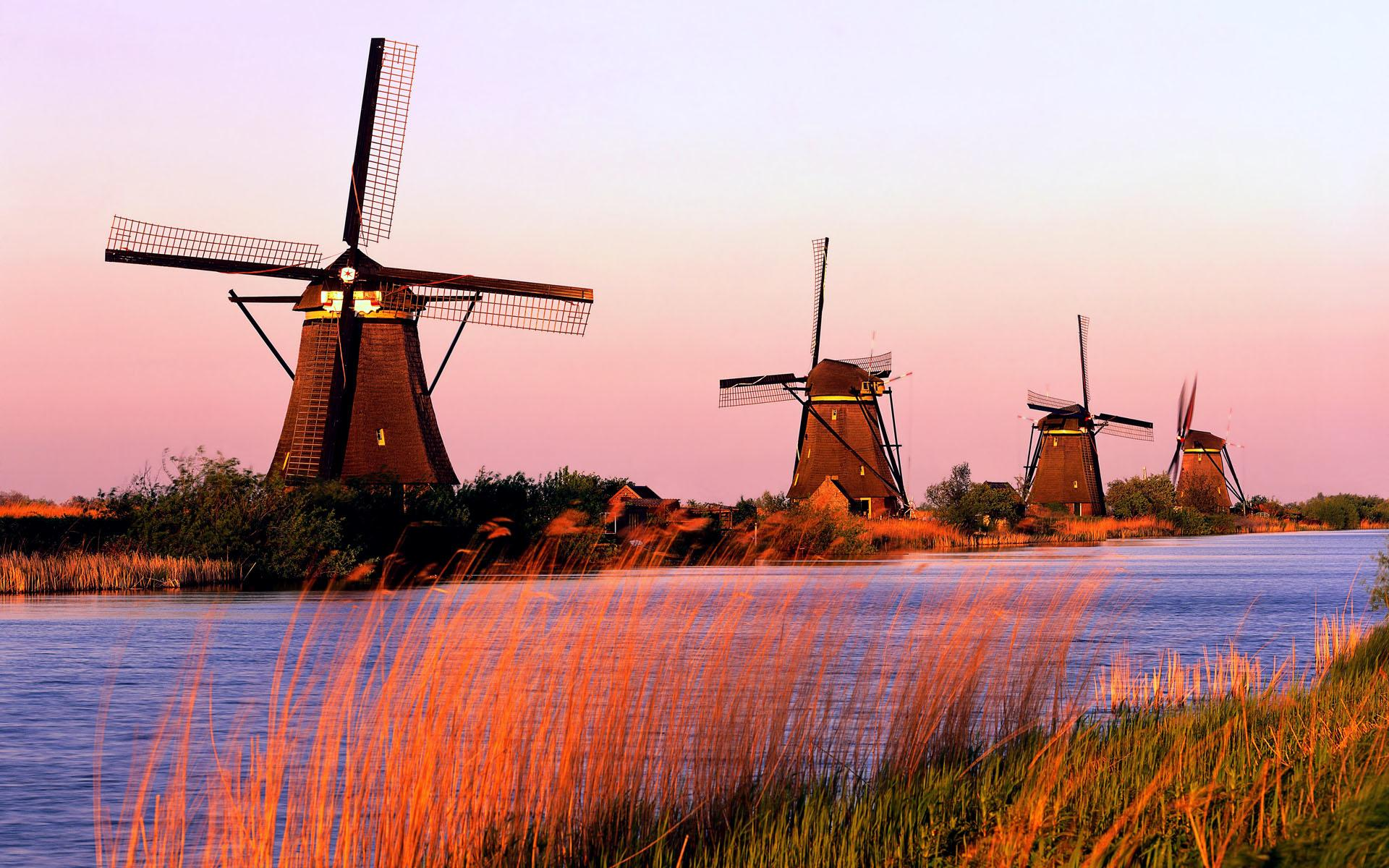 Windmill wallpapers HD quality
