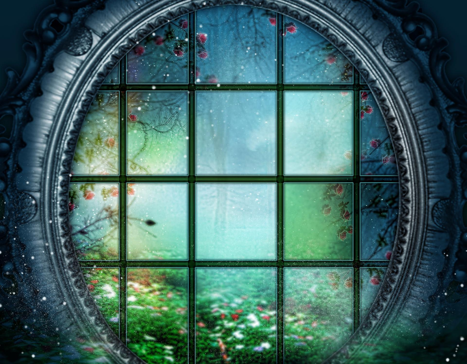 Window Artistic wallpapers HD quality