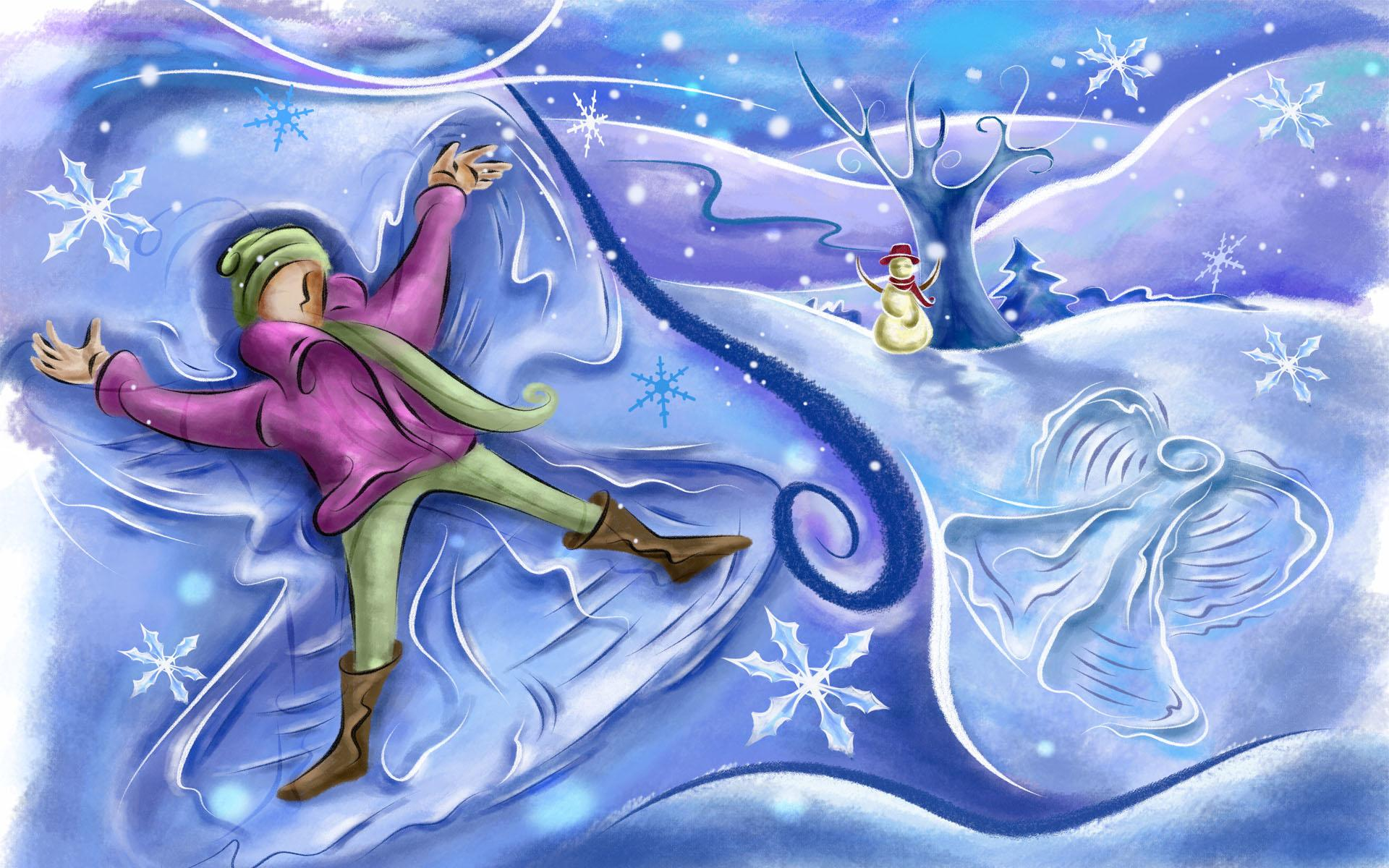 Winter Artistic wallpapers HD quality