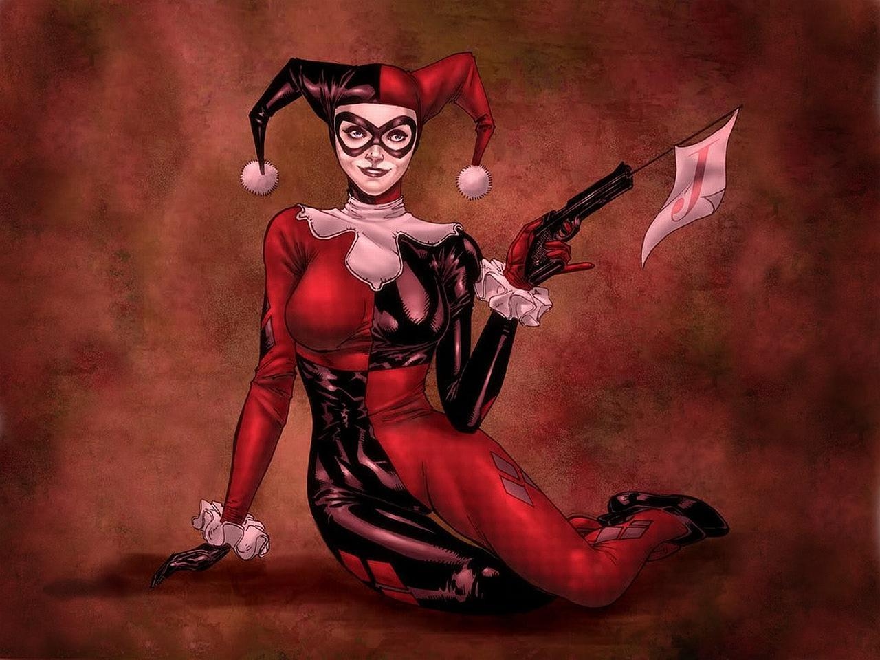 Harley Quinn Wallpaper HD Download