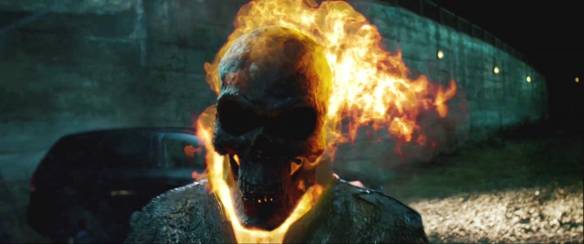 Ghost Rider Spirit Of Vengeance Wallpaper HD Download