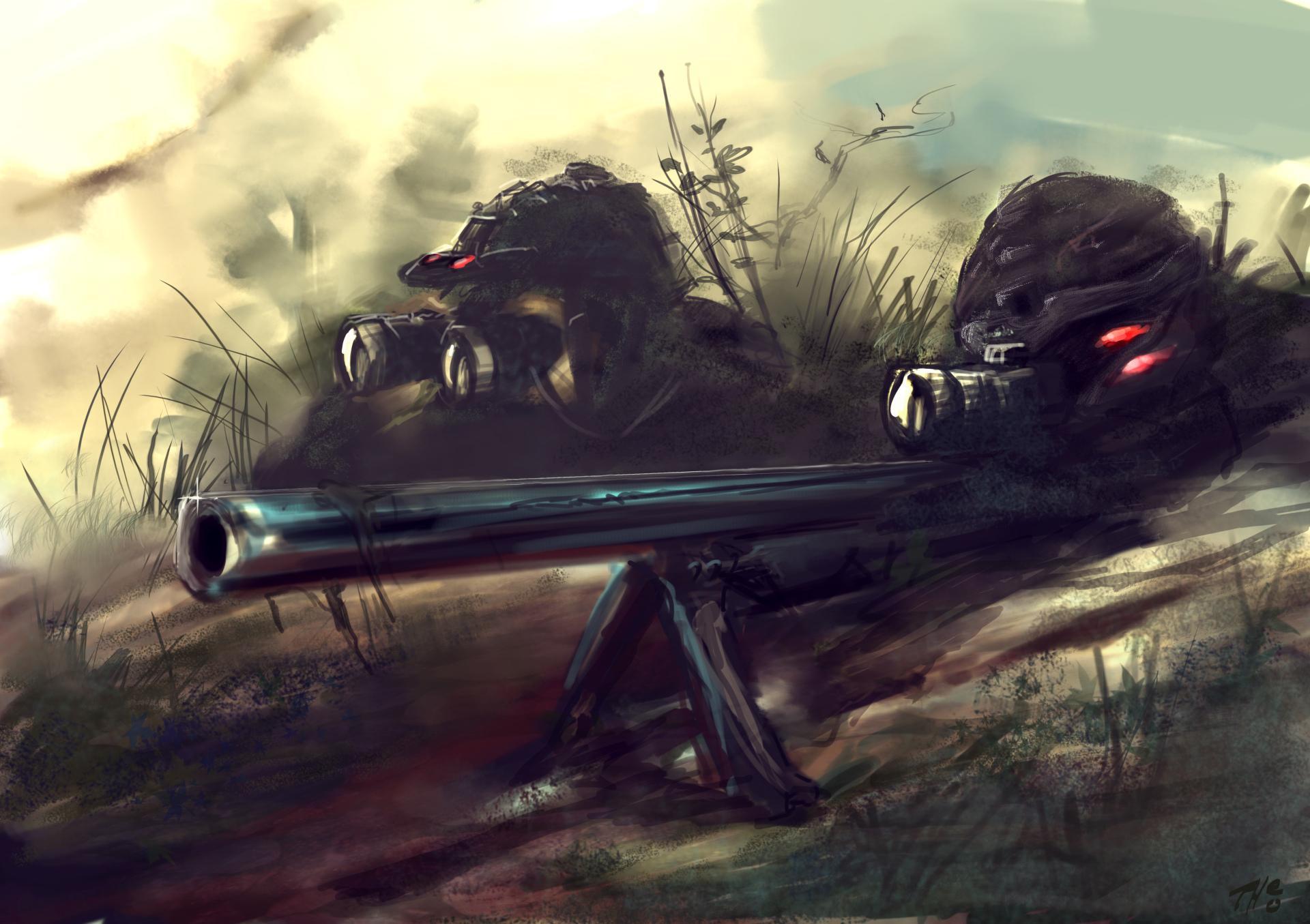 снайпер луч sniper ray скачать