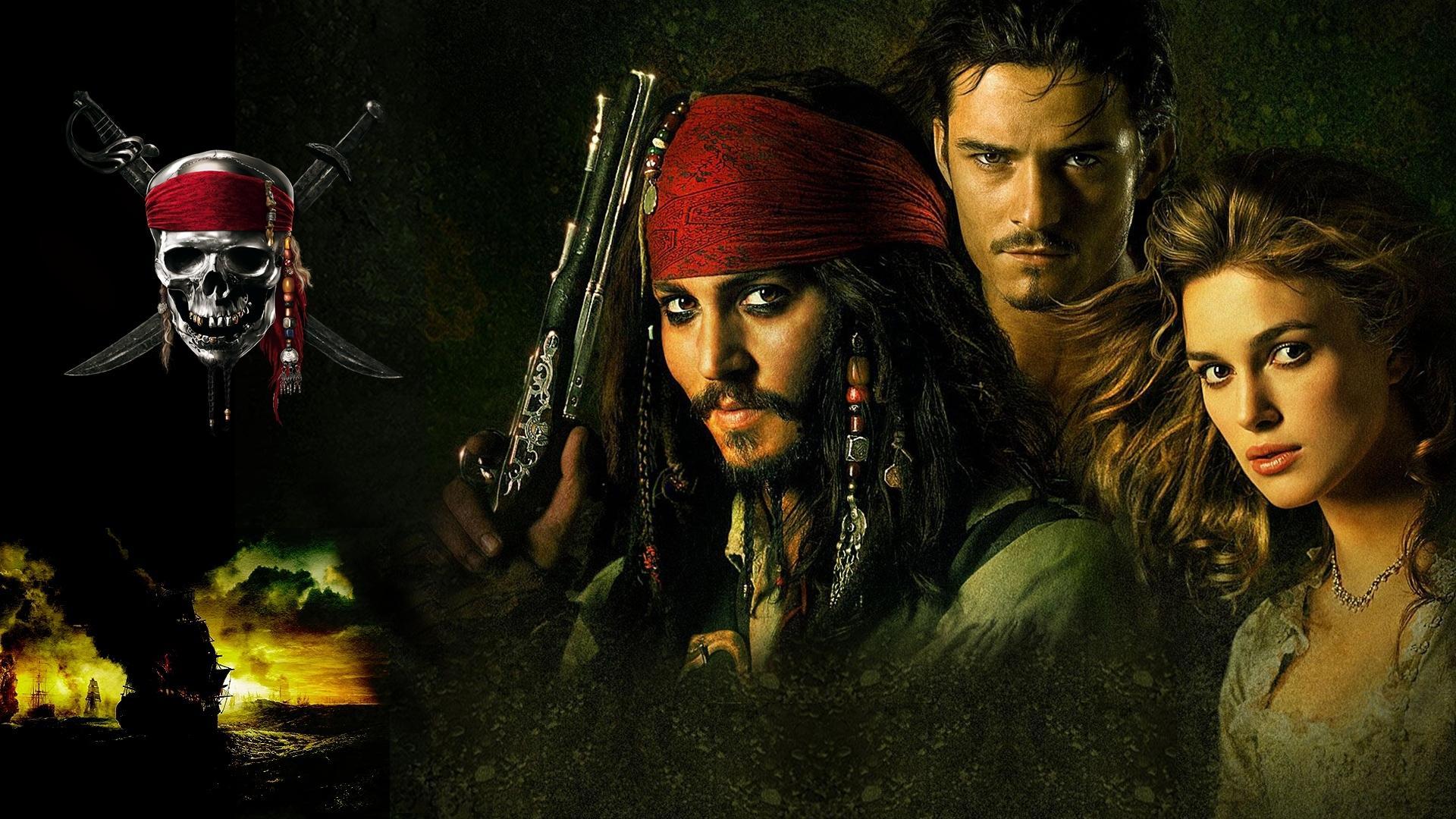 пираты карибского моря загрузить