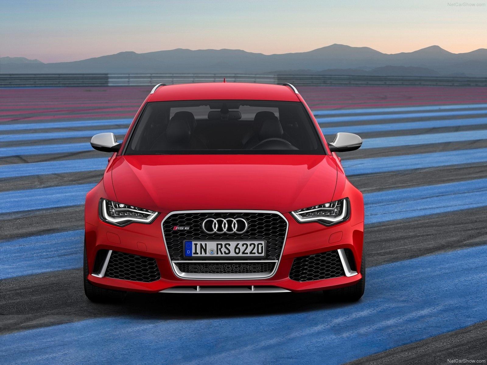Audi RS6 Wallpaper HD Download