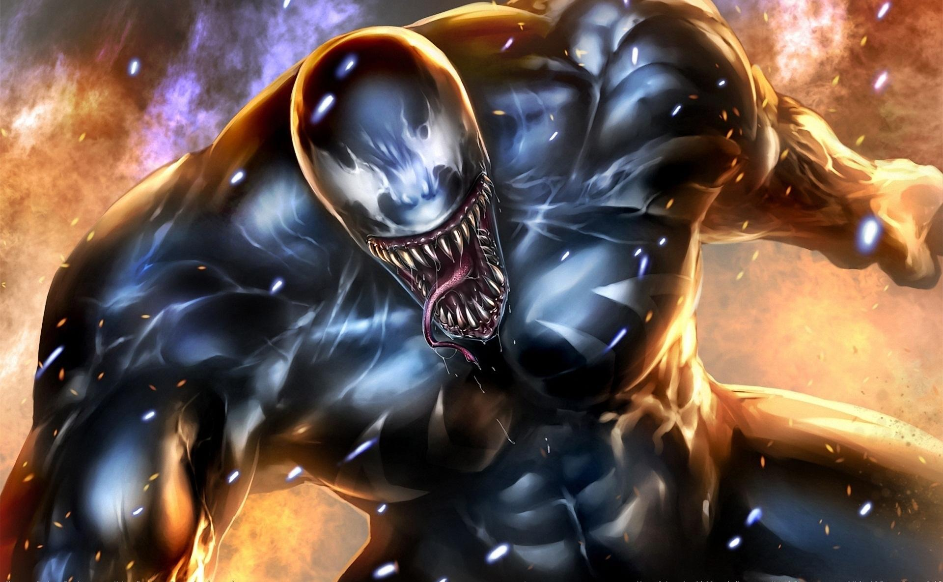 Venom comics wallpaper hd download - Venom hd wallpaper android ...