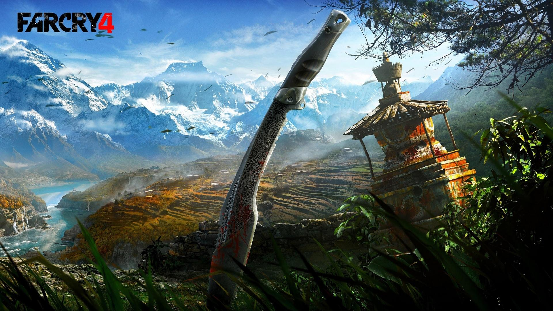 Far cry 4 wallpaper hd download - Far cry 4 wallpaper ...