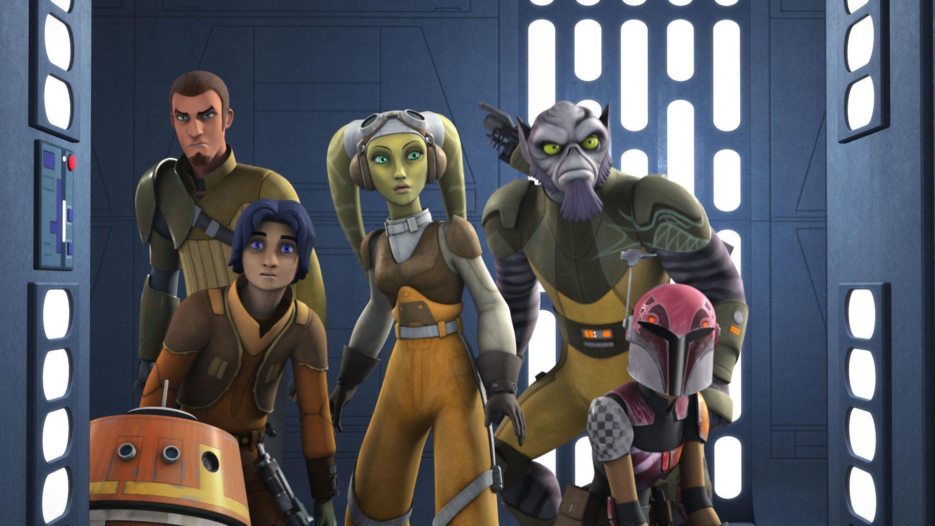 Star Wars Rebels Wallpaper HD Download - photo#41