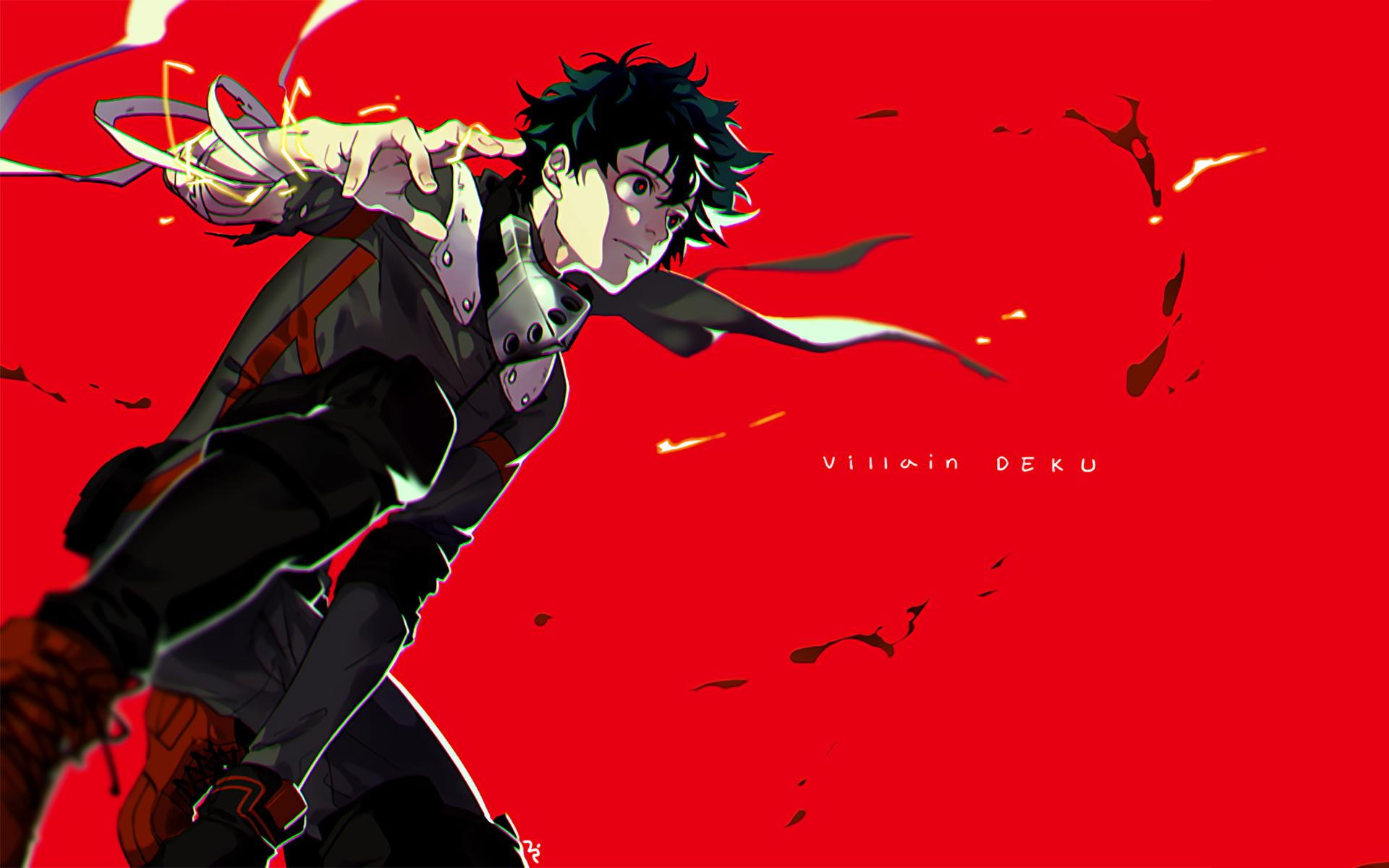 Boku No Hero Academia Wallpaper HD Download