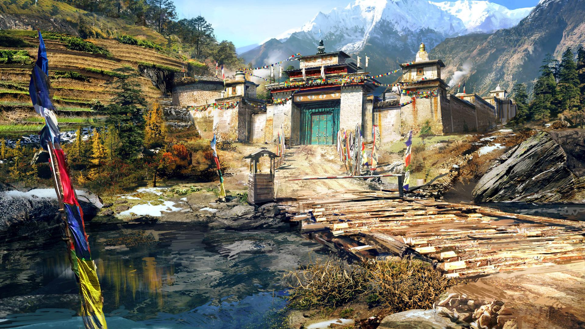 Far Cry 4 Wallpaper: Far Cry 4 Wallpaper HD Download