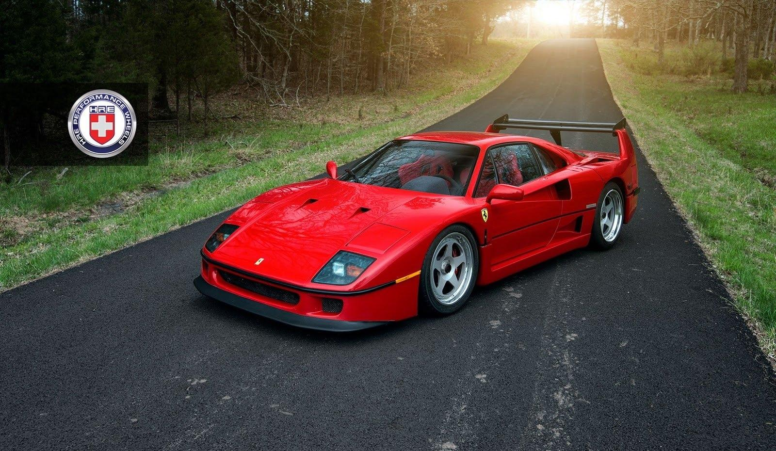 Ferrari F40 Wallpaper Hd Download