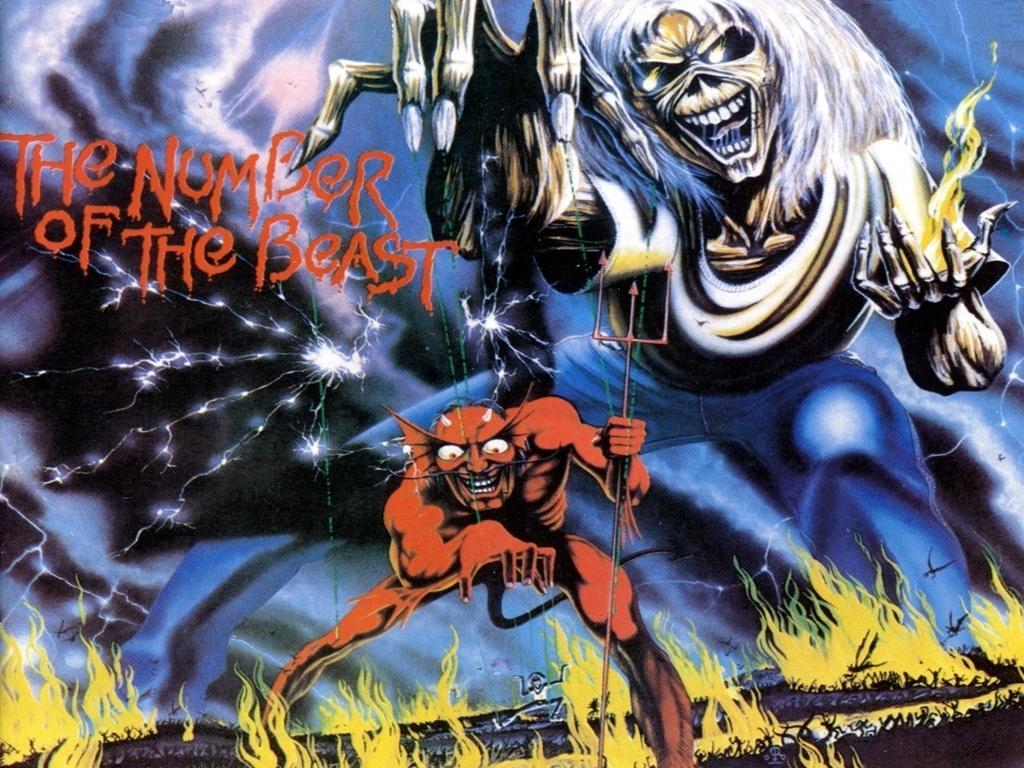Iron Maiden Desktop Wallpaper: Iron Maiden Wallpaper HD Download