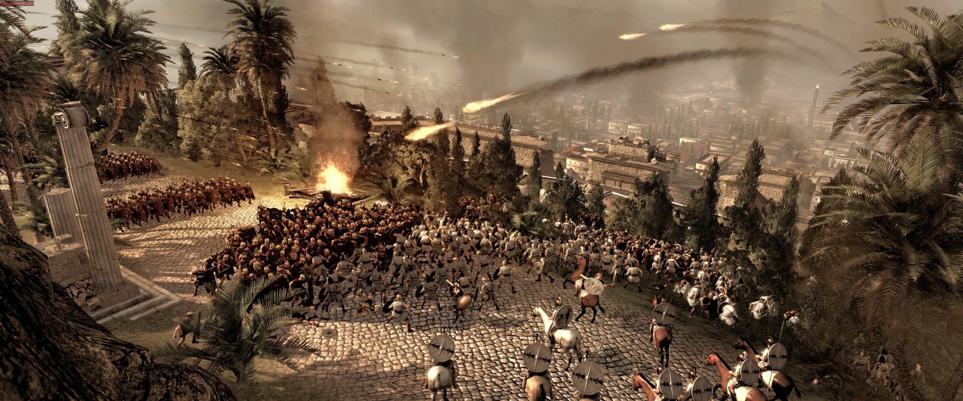 Rome Total War Wallpaper: Total War Rome II Wallpaper HD Download