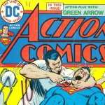 Action Comics hd wallpaper