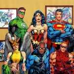 DC Comics high quality wallpapers