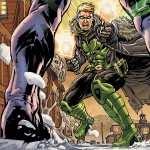 Green Arrow desktop