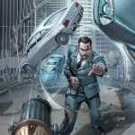 Harbinger Comics desktop wallpaper