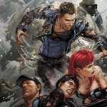 Harbinger Wars PC wallpapers