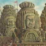 Oriental Artistic wallpapers