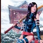 Psylocke Comics hd photos
