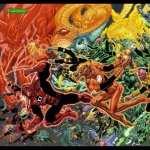 Green Lantern Corps desktop wallpaper