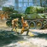 T-34 high quality wallpapers
