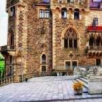 Moszna Castle pics